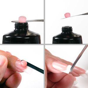 Gelike Poly Gel Nail Builder Gel Vernice Polacco Polygel Nail Extension Gel duro Camouflage UV LED lacca
