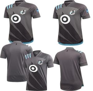 2020 Minnesota United Fc Soccer Jerseys Gregus 8 Chacon 11 Amarilla Lod OPara Metanire MLS Jersey Football Shirts Home Away