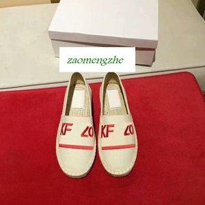 kutu ile Kaplan Kafa Tek Ayakkabı İşlemeli saman ayakkabılarla Sıcak severler ayakkabı