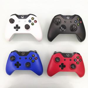 마이크로 소프트 X-BOX 컨트롤러 무료 배송 최신 6 색 무선 컨트롤러 게임 패드 정밀 엄지 조이스틱 게임 패드를 들어 X 박스 하나
