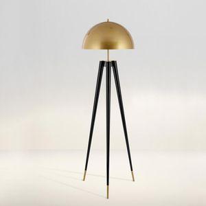 Nordic Gold Mushroom Штатив Торшер Офис Бар Villa Hotel Home Living Room Постоянный свет FA036