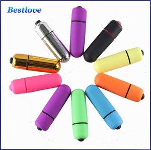 Per vibrare 10pcs / lot wireless orissi prodotti sexy y18110802 bullet vibratori corpo massaggiatore del corpo vibratore giocattoli del sesso impermeabile uovo delle donne impermeabile, OFCS