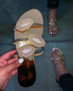 10pairs / lot caldo stile moda labbra sexy del rhinestone di pantofole dei sandali per i pattini delle donne a casa gratuitamente la spedizione 002
