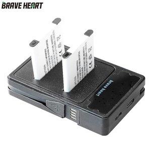 NPBN1 NP BN1 batterie NPBN1 + Chargeur LCD USB pour Sony DSC WX220 WX150 DSC-W380 W390 DSC-W320 W630 Accessoires de l'appareil photo