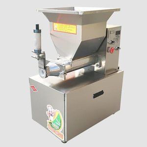 Commercial Dough dividing machine pizza bread rounding machine dough cutting machine spherical electrical dough divider rounder