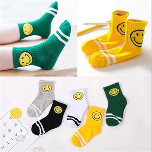 5 Pairs Lot Baby Boy Girl Socks Autumn Spring Cartoon Children Socks For Girls Kids For Girls To School Sport Baby Girl Clothes