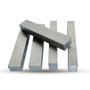 ASTM B348 gr2 gr5 barra cuadrada de titanio forjado / barra de titanio en todo el mundo. Barras de titanio cuadradas Directas de Fábrica
