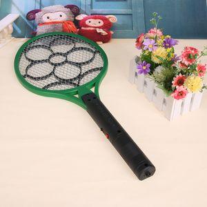 Mosquito Mosquito Elétrico recarregável com Luz LED Bug Inseto Pest Fly Zapper Swatter Mão Raquete Mosquito Assassino