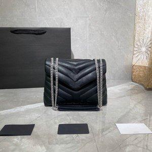 LOULOU superiore di nuovo stile di grandi dimensioni originali delle donne del sacchetto del partito di sera di cuoio della borsa di marca spalla inversione circolare bag Messenger 494.699