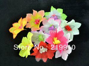 빈 손에서 무료 배송 꽃 (직물) 마술 트릭