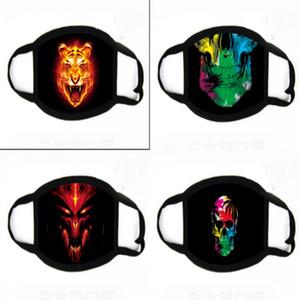 Masque Unny plastique, masque Cristmas, Ar KTV Nigtclu alloween Masquerade Unny Masque oreille, manque, Wite, # 634