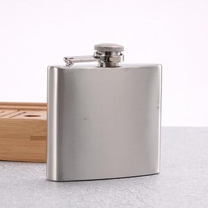 Edelstahl-Taschen-Mini-Hüfte-Flasche Alkohol Whisky Likör Schraubdeckel 4/10/18 OZ Liquor Taschenflaschen im Freien beweglichen Weinflaschen VF1322 T03