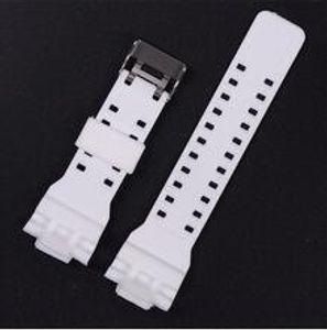 Sports watch strap Multiple colors available Suitable for GA100 GA200 GA120 150 GA110 GATable bandwidth 30mm fashion straps