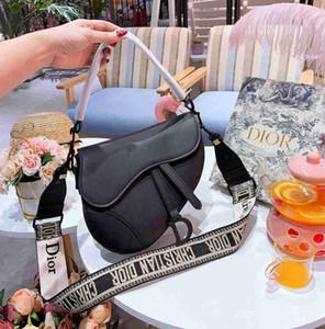 Роскошные кожаные 2020 высокое качество женская сумка через плечо сумки messenger-0399