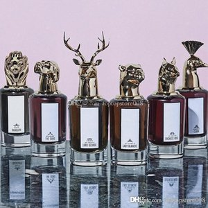 Animal portraits for men and women perfume new edition limited edition charm 75ml 12 models choose No postage fast delivery