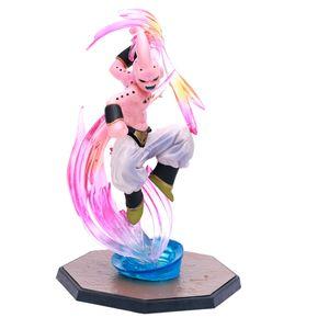 18cm Figurine Majin Buu PVC Action Figures Dragon Ball Z Super Saiyan Dragonball Z Figures DBZ Dragon Toys