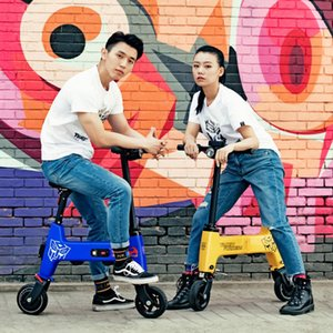 Xiaomi Youpin Himo Transformers HIMO H1 Mini Ebike Electric Scooter 36v Lithium Battery Folding Electric Bicycle