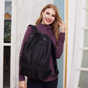 Женщины и мужчины Gym Открытый Рюкзак Повседневная Стиль Женщины Йога спортивная сумка высокого качества Спортивные сумки