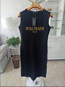 Camisetas de diseñador para mujer Top Camisas de mujer Vestido de diseñador para mujer de moda Ropa de mujer BM