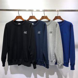 Para hombre de suéter de diseño CP Company de mujer de marca con capucha bordado de la letra diseñador capucha Cómoda cuello redondo de la camiseta de las tapas B100892K