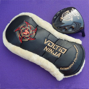 KATANA VOLTIO NINJA Hi Golf Driver Head 9 Degree Drivers Brand Golf Clubs (Price is head + headcover, without shaft and grip) Accessories