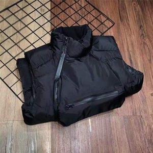 Mode-Designer-Herren-Jacken-Weste Parka Daunenmantel Marke Windjacke für Männer Frauen Warm Marke Mantel Weste Luxus-Reißverschluss-Jacke Thick