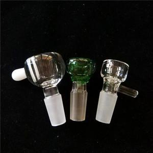 الحرة الشحن الزجاج السلطانيات 14 ملم 18 ملم المياه الزجاج ذكر المشتركة الأوعية الجافة عشب الماسك حامل الأطباق لأنابيب المياه بونغس