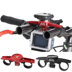 Bike Computer TT Aerobar Sports Camera Mount Road MTB Bike Handlebar Support Bicycle Computer Camera Mount Holder 520 810 820