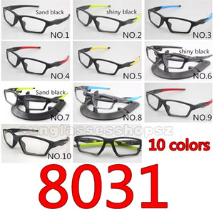 Gafas de sol transparentes para hombres y mujeres Bicicletas para hombre Gafas de sol al aire libre Gafas de montura deportiva, gafas de protección de montura cercana