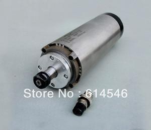 24000 U / min 1,5 kW 80 mm Durchmesser CNC-Luftkühlung Typ Spindel mit 4 P4-Lagern insgesamt hat die ER11-Spannzange auf Lager