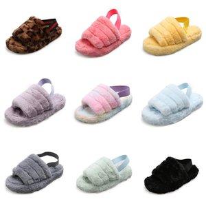 New 2020 Summer Little Girl 1 2 3 4 5 6 Ans Mode bowknot légère Princesse chaussons bas Baby Beach Sandanls # 503