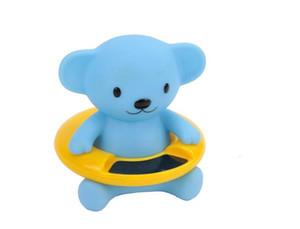 아이 물 온도계 아기 장난감 아기 목욕 온도계 오리 공룡 아기 욕조 장난감 온도 시험기