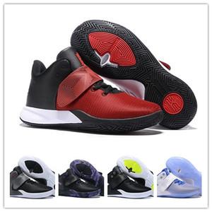 Новый 2020 Kyrie Flytrap 3 III плей-офф баскетбольная обувь мужчины низкая износостойкость белый черный красный Терминатор Ирвинг 3 мужчины спортивные тренеры Sneake