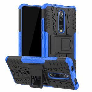 Para xiaomi redmi k20 pro / mi 9 t pro / redmi y1 lite / redmi 5 plus case tpu + pc armadura híbrido silício protetora shell magro capa dura