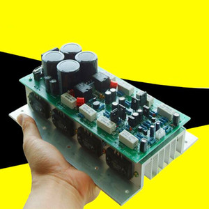 Original Sanken tube audio hifi fever grade power amplifier board  2.0 two-channel high-fidelity post-stage high-power amplifier board