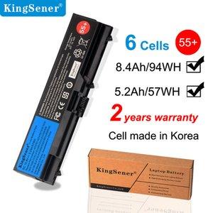 hinkPad L512 L412 L520 425 E520 E525 W520 410 420 510 520 42T4751 42T4752 42T4885 사무실 용 컴퓨터 KingSener aptop 전지
