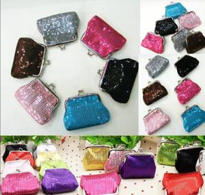 선택에 금속 버클 (15 개) 색상으로 여성 지갑 수제 임의의 색 장식 조각 동전 지갑