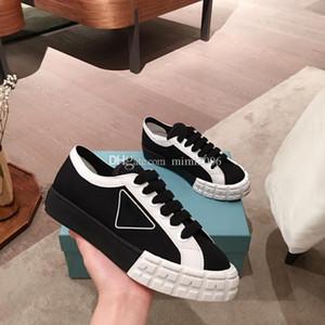 2020 nuovo progettista di marca della tela di canapa del pattino Scarpe da donna High Top Classic Skate Casual corsa scarpe da tennis di lusso della donna Low scarpe da ginnastica 35-40