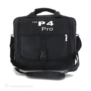 PS4 Zubehör Spielraum-Speicher-Fall-Schutzschultertasche Handtasche für PlayStation 4 / Slim / Pro Konsole Joystick PS4 Spiel Disks