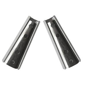 2pcs metallo Divano connettore Mobilio Ferramenta Divano Cerniera per bracciolo 120 millimetri