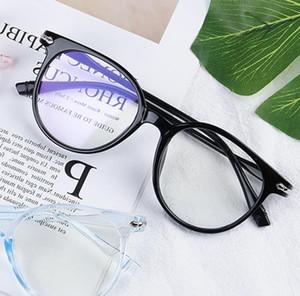 Gözlük Esnek Göz Sağlığı Bilgisayar Gözlükleri Engelleme Moda Unisex Taşınabilir Optik Gözlük Ultra Hafif Reçine Mavi Işık