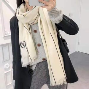 Uomo e designer sciarpa sciarpa delle donne di lusso di moda di lusso di marca sciarpa di cachemire per uomo e donna superiore di cachemire,