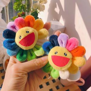 Ayçiçeği Pins Broş Japonya KaikaiKIki tarzı, Çanta accessoriess için özel rahat, ücretsiz kargo ve yüksek kalite