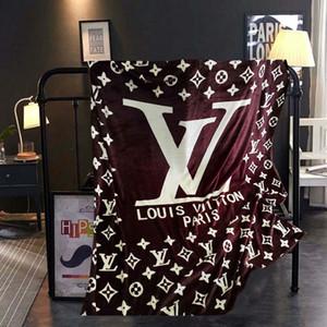 flanela alta qualidade cobertor cor letras impressas sólidos macio e confortável cobertor quente cobertor 150 * 200 cama