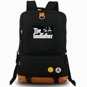 Film backpack The godfather daypack World popular laptop schoolbag Leisure rucksack Sport school bag Outdoor day pack