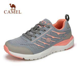 CAMEL 8264 Männer Frauen Wanderschuhe atmungsaktive Outdoor-Jogging-Walking-Schuhe Bequeme Trekking-Turnschuhe