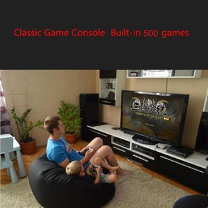 Retro Mini TV Game Console 8 Bit Handheld Game Player AV Port Kids Video Gaming Console Built-In 500 620 Classic Games Console