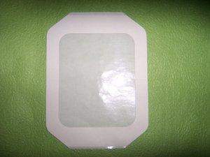 1pcs 6*7cm 10*12cm medical wound bath waterproof dressing paste Self-adhesive PU fresh transparent film breathable anti-allergic