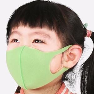 Maschere popolare Kid adulti Anti Polvere Viso Bocca copertura PM2.5 maschere antipolvere lavabile riutilizzabile Sponge maschera di inquinamento delle gocce antipolvere Discount