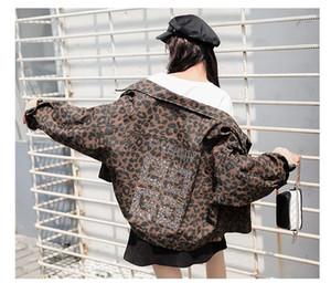 Мода-Женщины Harajuku Блестки Вышитой Baseball куртка тонкой куртка вышивка рубашка Пиджаки для дашь ветровку пальто